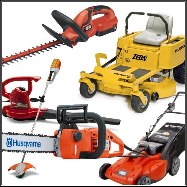 Landscaping tools and equipment list for Different tools and equipment in horticulture