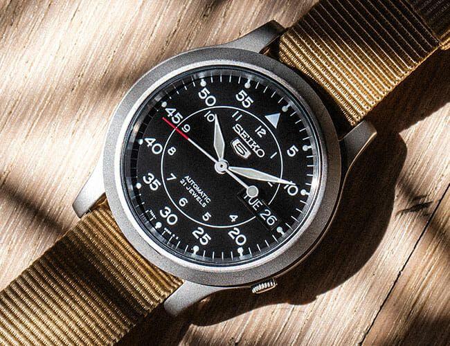 Timekeeping Icon: The Seiko 5