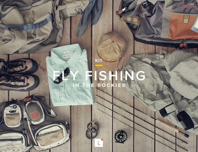 Fly Fishing/Fly Tying - Magazine cover