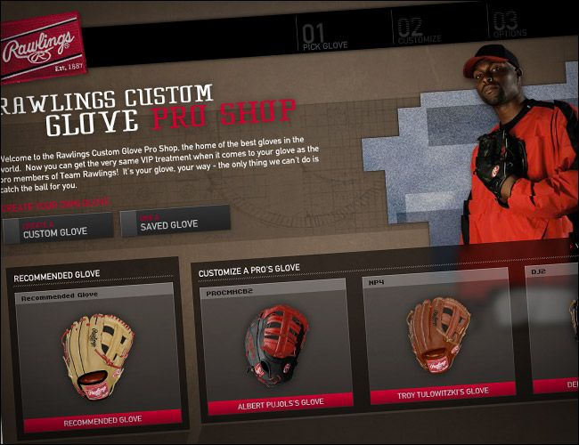 Baseball-Express-Custom-Glove-Builder