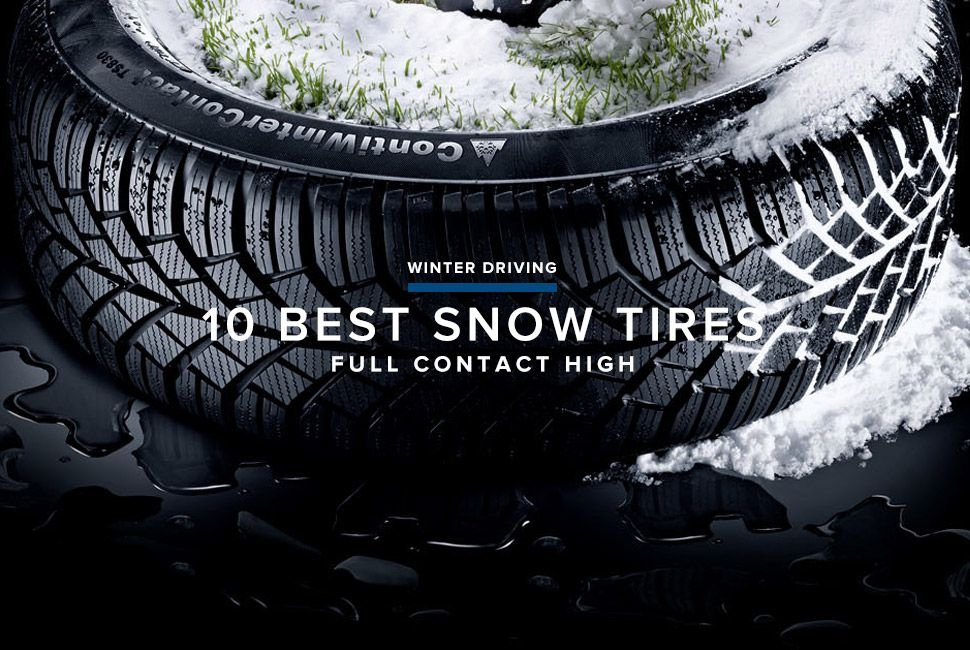 15 best winter tires gear patrol. Black Bedroom Furniture Sets. Home Design Ideas