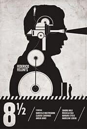 Fellini's-8-12-movie-poster-by-Needle-Design