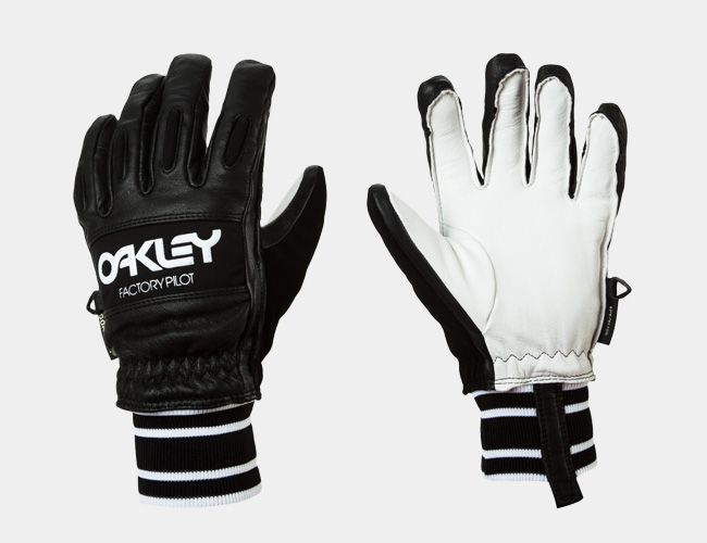 oakley ski gloves