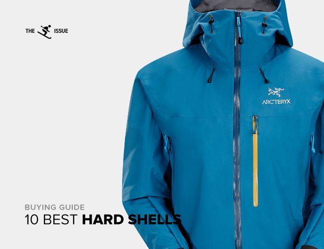 10 Best Winter Hardshell Jackets Gear Patrol