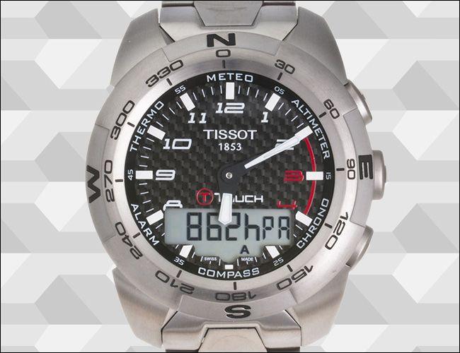 best-multifunction-watch-tissot-gear-patrol