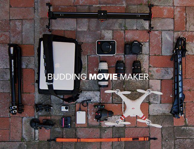 Kit: Essentials for the Budding Movie Maker