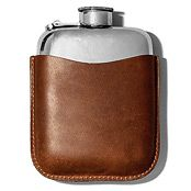 Pewter-Flask-with-Leather-Case-GP