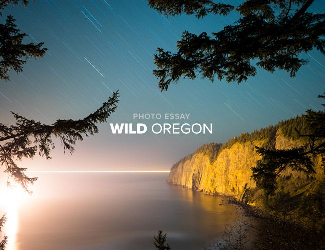 Photo Essay: Wild Oregon - Gear Patrol