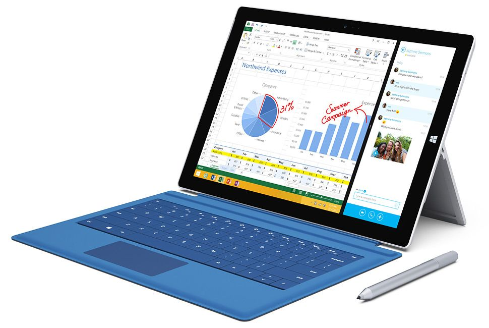 Design Spotlight: Microsoft Surface Pro 3 - Gear Patrol