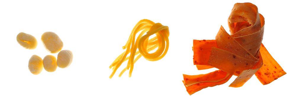 gnocchi-tonnarelli-pappardelle