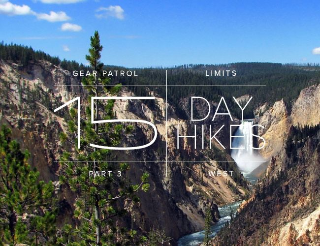 15 Best Day Hikes In The West