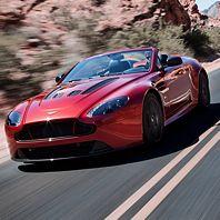 Aston Martin V12 Vantage S Roadster Gear Patrol