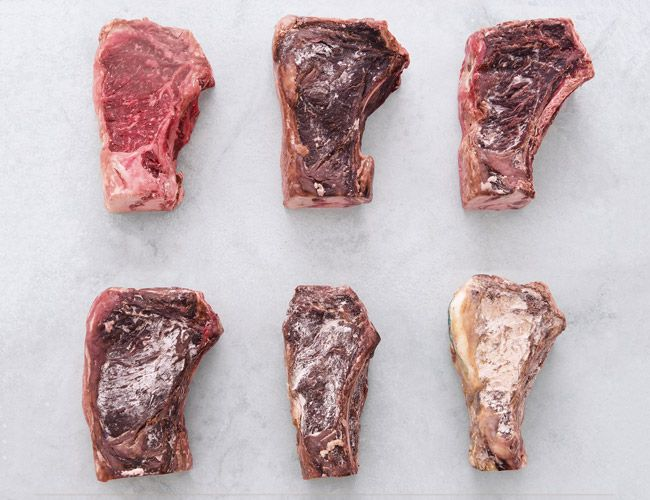 aging meat Aged beef at home: more tender, more flavorful ever wonder why your steaks at home don't taste as great as those at the expensive steakhouse the secret is agingand now you can buy aged beef online.
