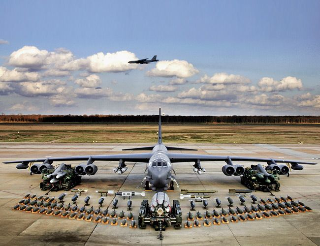 History of the B-52 Stratofortress - Gear Patrol