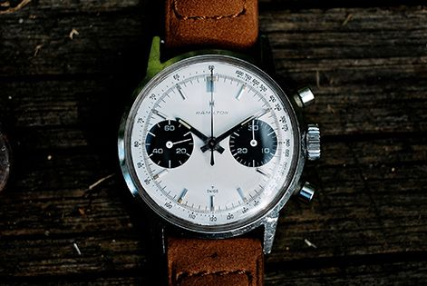 Watches - Magazine cover