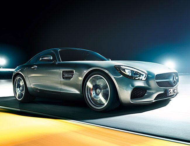 A True Driver's Car: The Mercedes-AMG GT