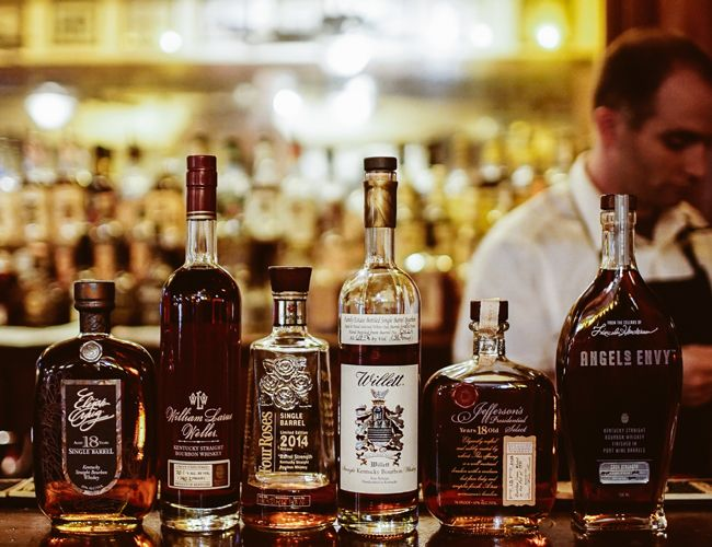 10 Ultra Rare Bourbons Not Named 'Pappy'