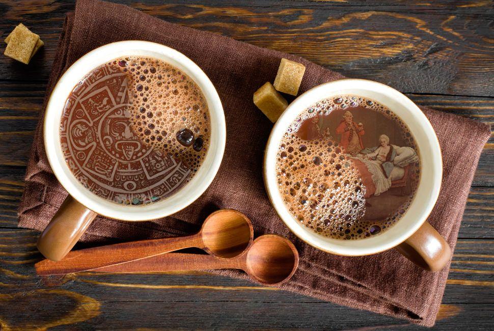 Cacao Ceremony Drink Recipe