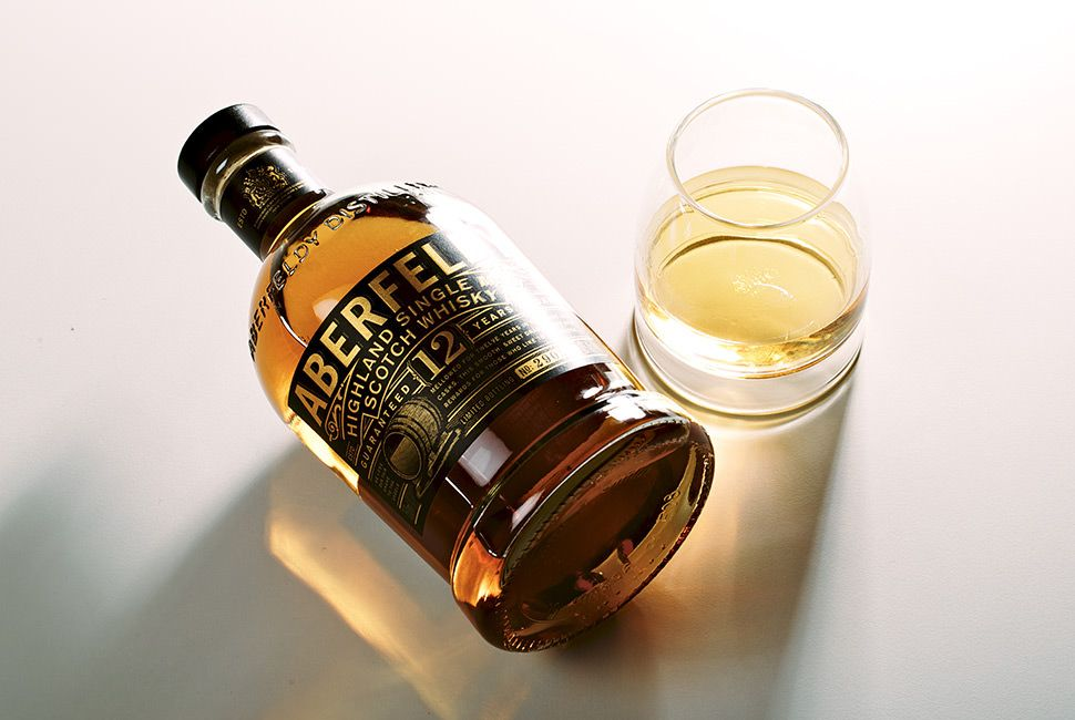 Best Scotch Under 100 Aberfeldy 12