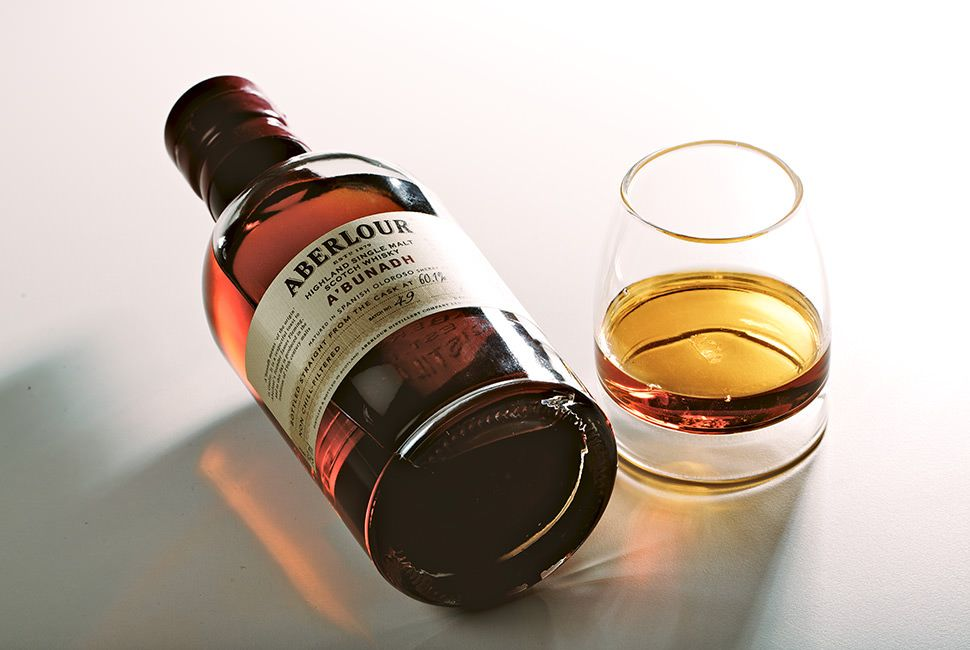 Best Scotch Under 100 Aberlour Abunadh gear-patrol