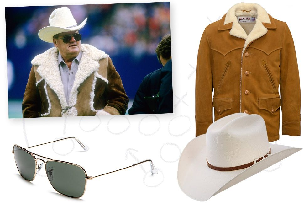 Style Guide Legendary Nfl Coaches Gear Patrol
