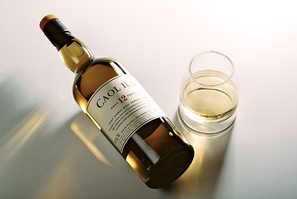 Солодовый виски Caol Ila 12 YO (Каол Ила 12 лет) 1л