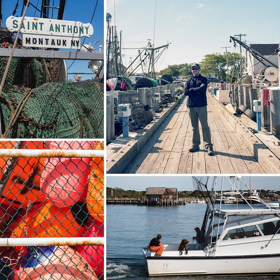How tourism changed montauk gear patrol for Montauk fishing party boats