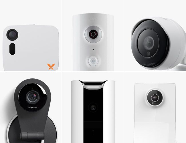 The 6 Best Home Security Cameras