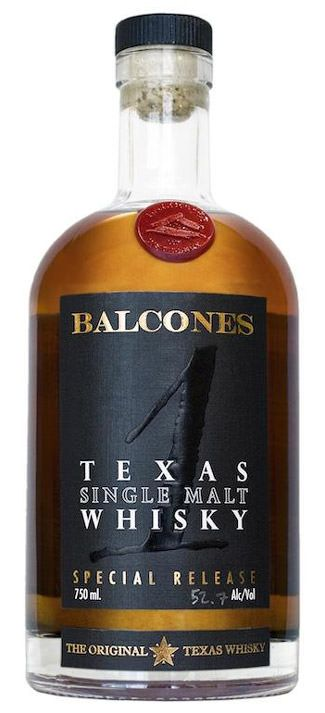 Balcones's Texas Single Malt beat nine other world-class single malts in a 2012 blind tasting.