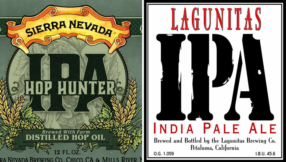 Recent legal action from Lagunitas Brewing against Sierra Nevada about their IPA logo is just one example of increased competition between craft breweries. (Lagunitas quickly withdrew the suit after outrage from craft drinkers)