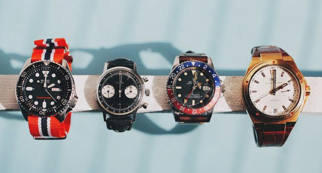 Four Mechanical Alternatives to the Apple Watch