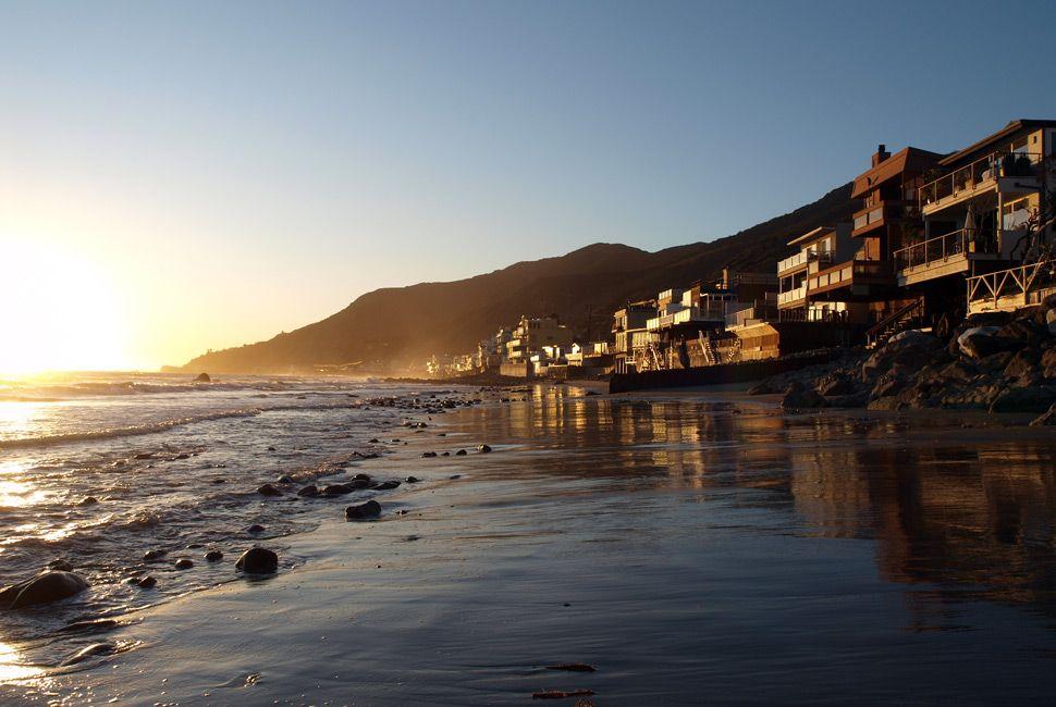 Malibu Topanga Sunset