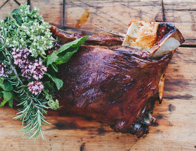 Recipe: Slow-Roasted Merino Lamb Shoulder - Gear Patrol