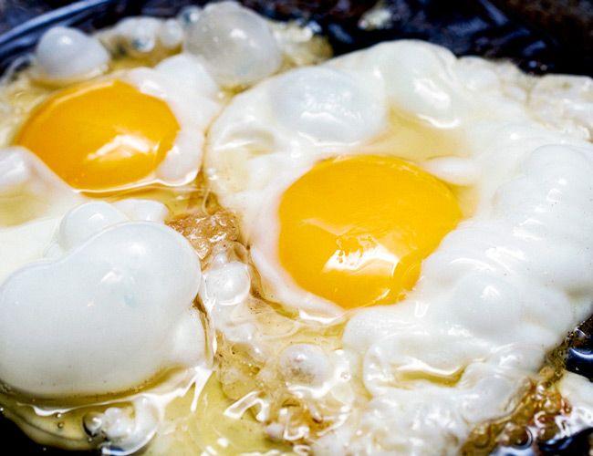 For a Perfect Fried Egg, Do as the Spanish Do
