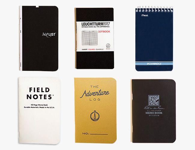 10 Best Pocket Notebooks - Gear Patrol