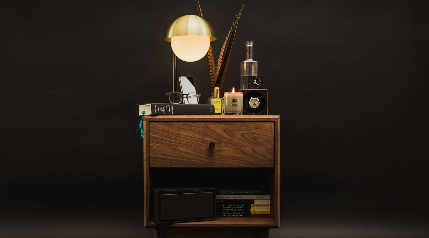 The Perfect Nightstand For Men Gear Patrol
