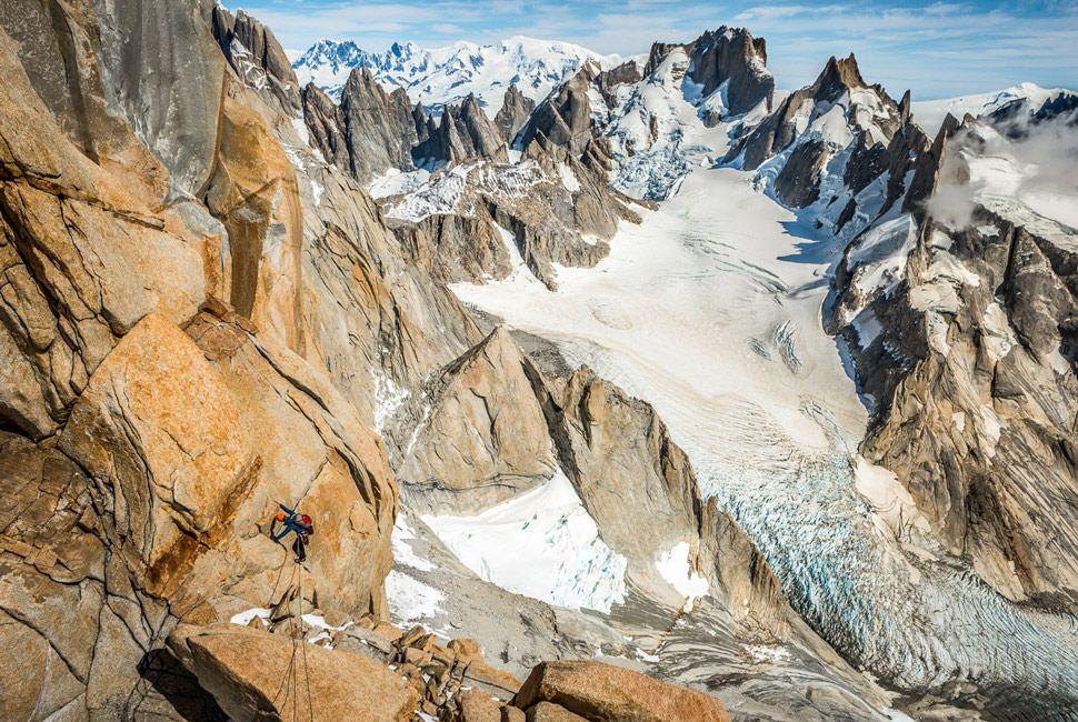 El Chaltén, Patagonia, Argentina.