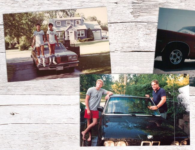 Remembering the Cars Our Dads Drove