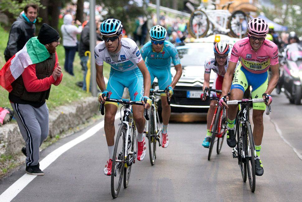 Giro d'Italia 2015: 15th stage of the 98th Giro dItalia