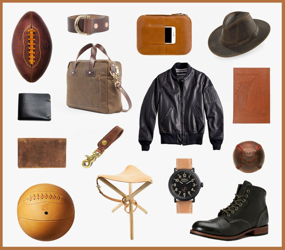 What Is Leather Made Of >> 15 American Made Leather Goods Gear Patrol