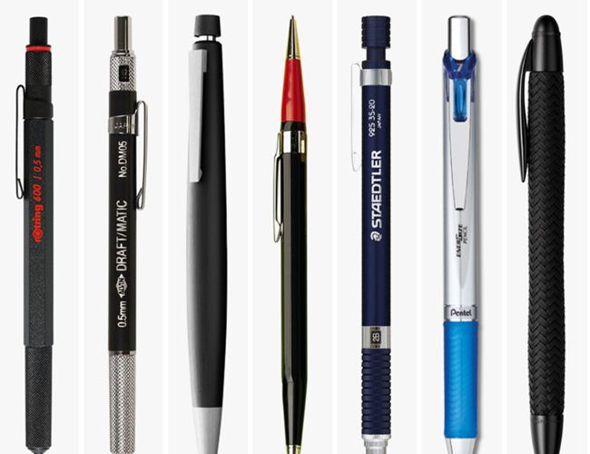 9 Mechanical Pencils for Your Everyday Carry