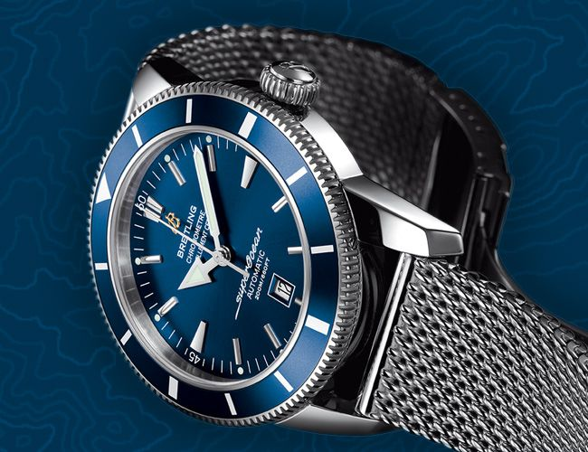 10 Blue Watches for a Red-Hot Summer