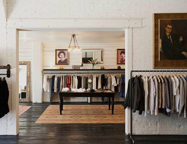 The 50 Best Menswear Shops in America