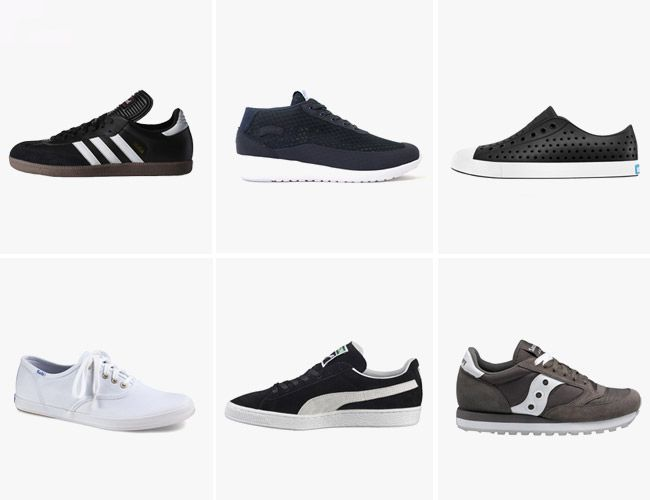 10 Classic Sneakers that Cost Less than $60