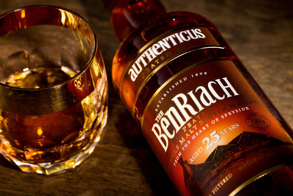 Best Scotch Under 250 Ben Riach 25 Gear-Patrol