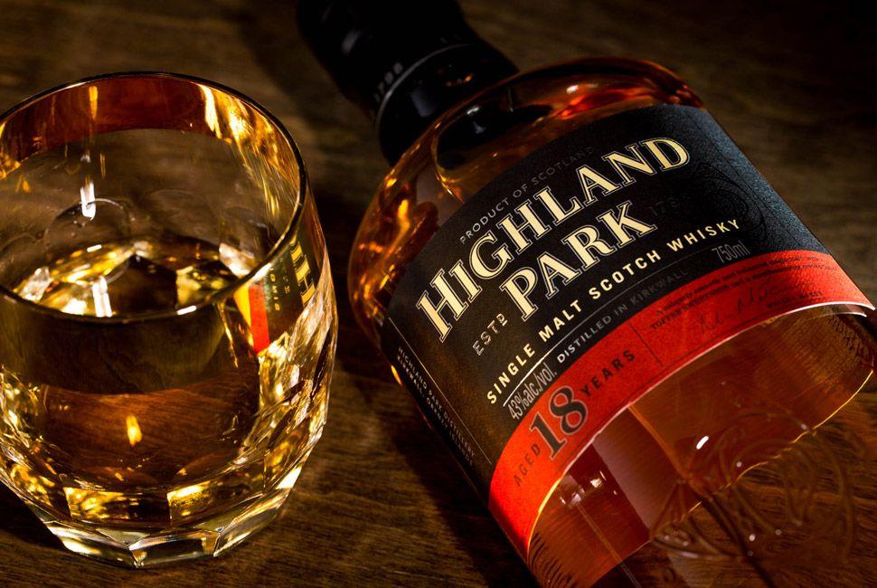 Best Scotch Under 250 Highland Park 18 Gear-Patrol