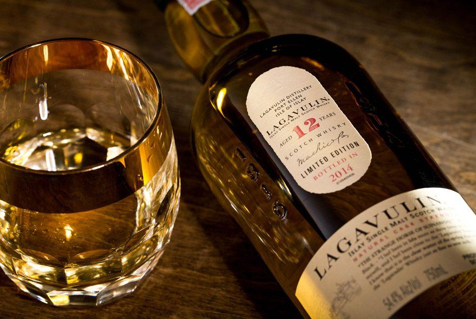 Best Scotch Under 250 Lagavulin 12 Gear-Patrol