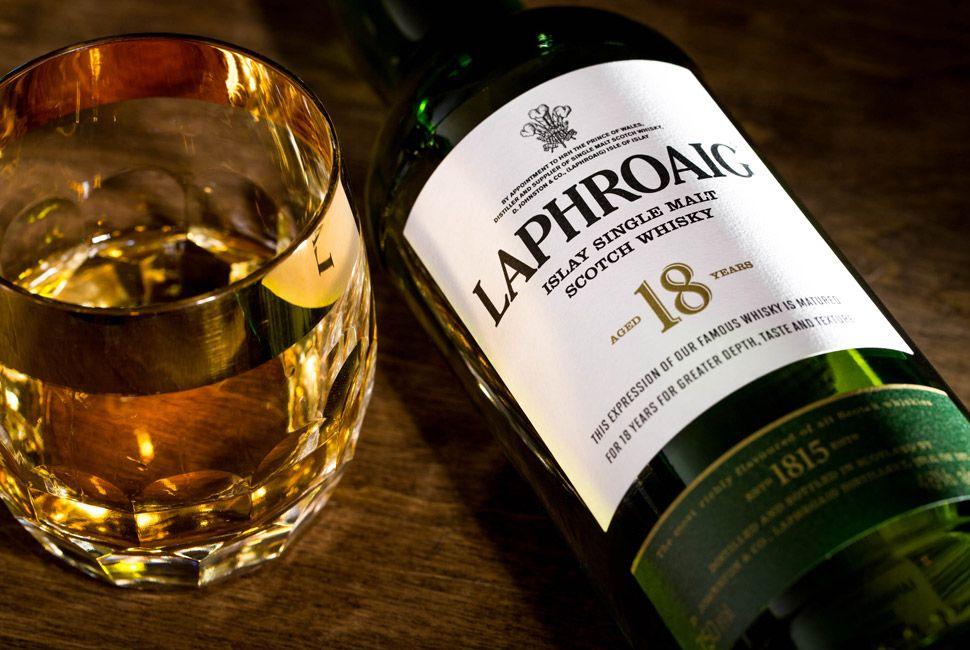 Best Scotch Under 250 Laphroaig 18 Gear-Patrol