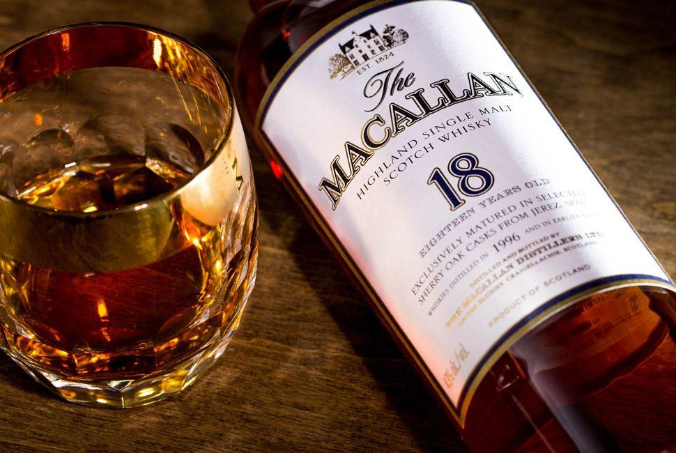 Best Scotch Under 250 Macallan 18 Gear-Patrol