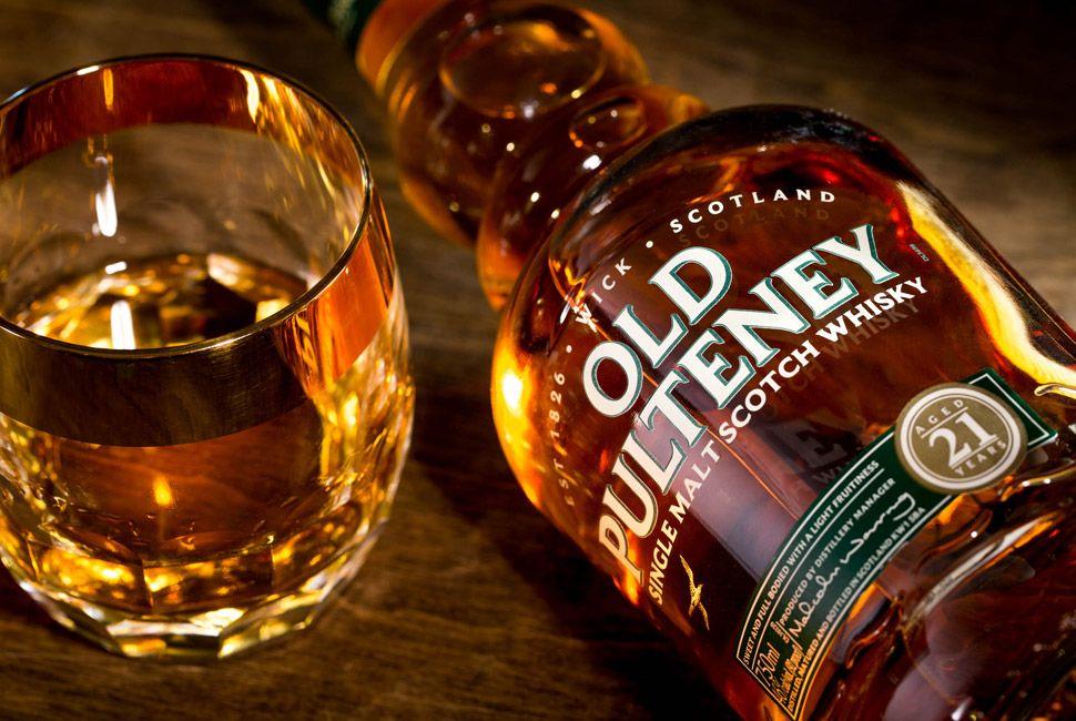 Best Scotch Under 250 Old Pulteney 21 Gear-Patrol